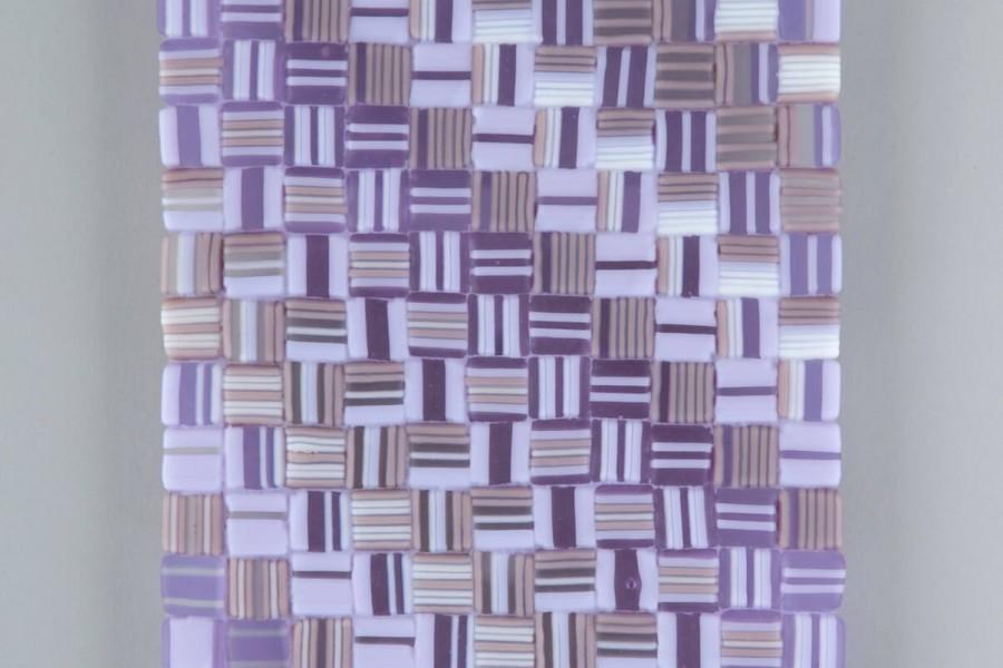 """Lavender Step Commisison – 6""""w x 12""""h"""