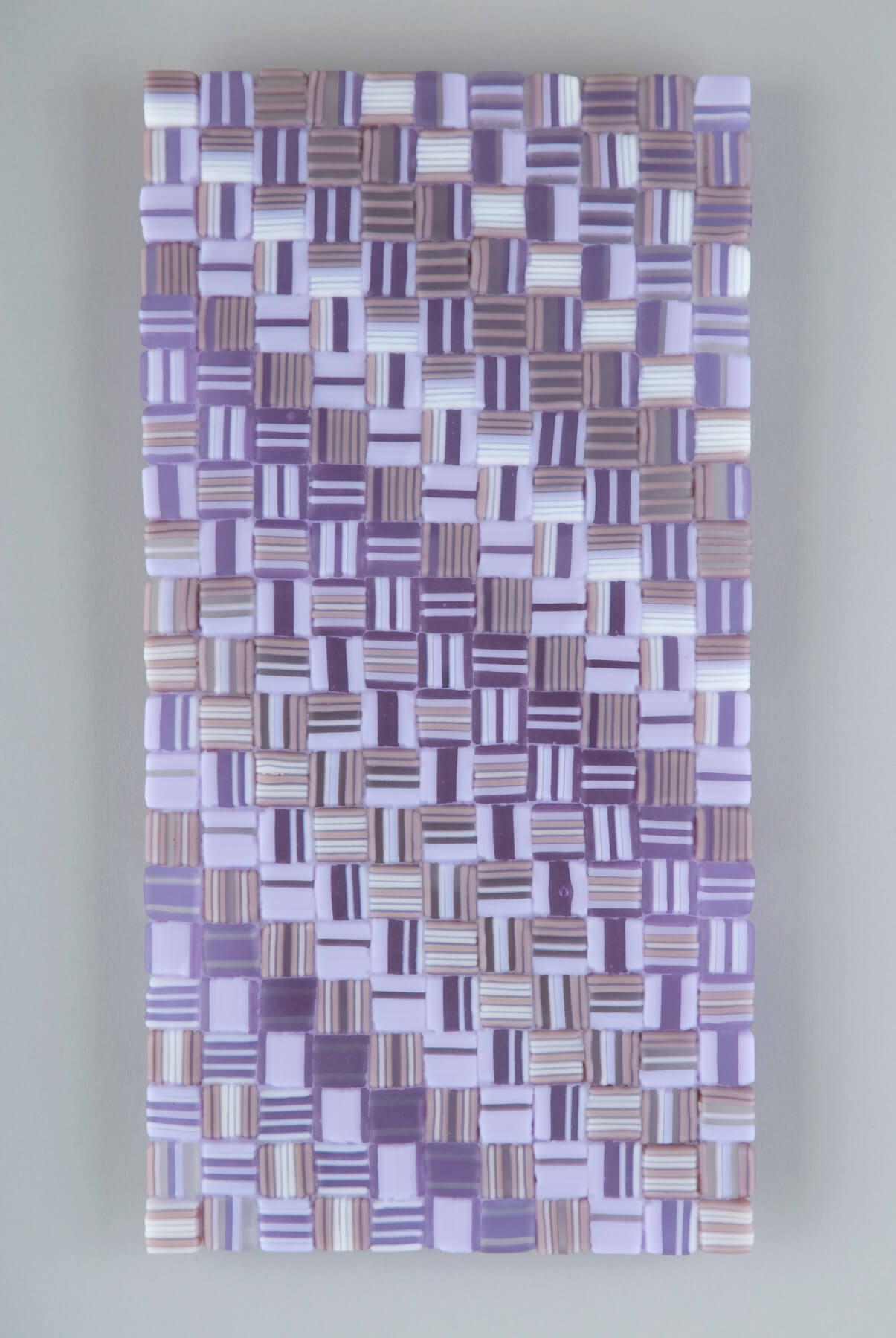 "Lavender Step Commisison – 6""w x 12""h"
