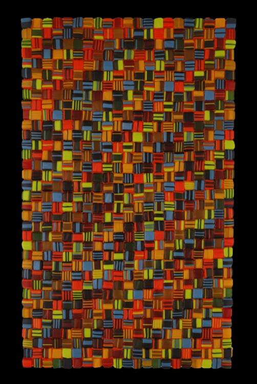 """Sunshower – 12""""w x 20""""h"""