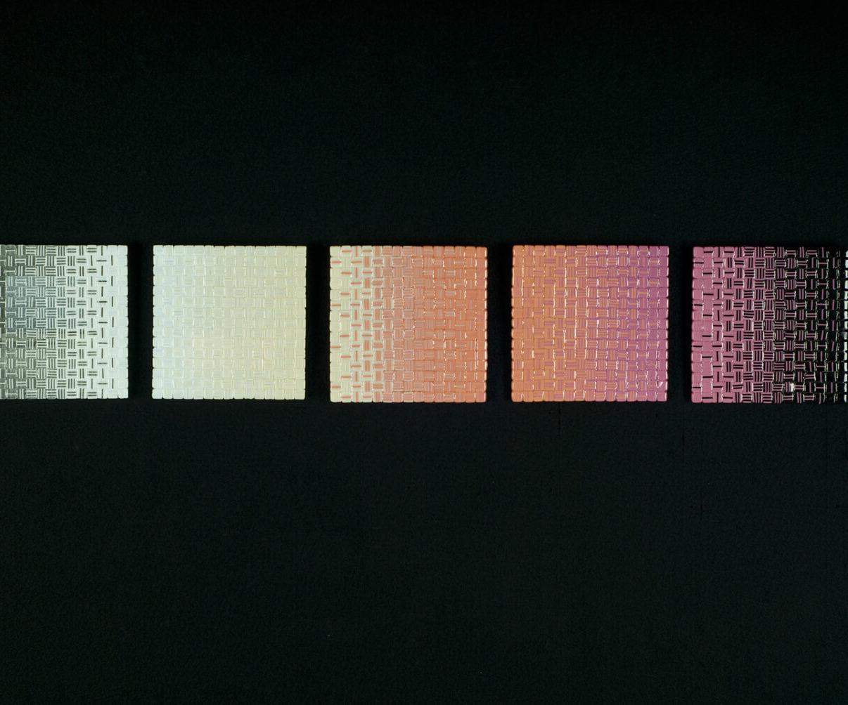"""Transformation III – 47""""w x 8.5""""h"""