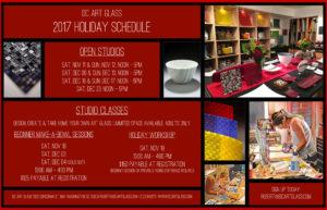 2017_11_07 Studio Schedule Sign_tpj